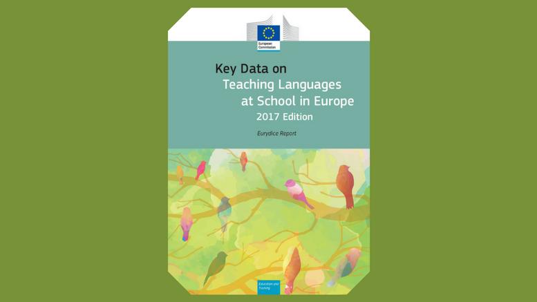 Έκθεση του Δικτύου ΕΥΡΥΔΙΚΗ «Αριθμοί-Κλειδιά για τη Διδασκαλία των Ξένων Γλωσσών στα Σχολεία στην Ευρώπη – Έκδοση 2017»