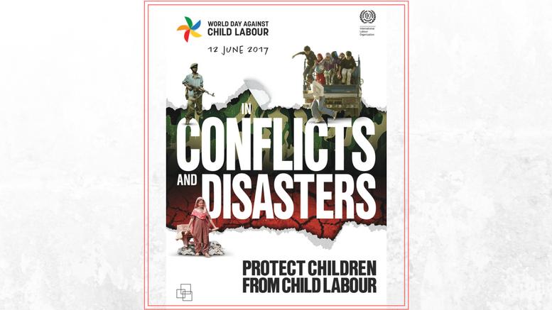 Προστατεύοντας τα παιδιά από την παιδική εργασία σε καταστάσεις έκτακτης ανάγκης