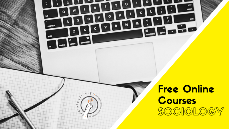 FREE ONLINE SOCIOLOGY COURSES