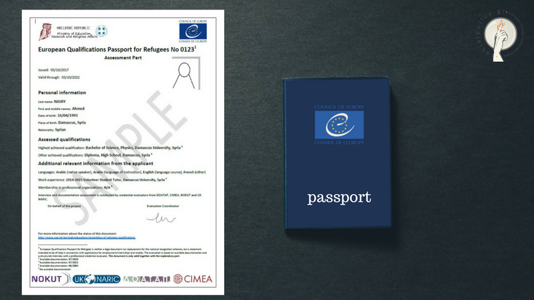 European qualifications passport for refugees