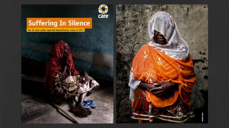 Παγκόσμια έκθεση οι 10 λιγότερο γνωστές ανθρωπιστικές κρίσεις του 2017