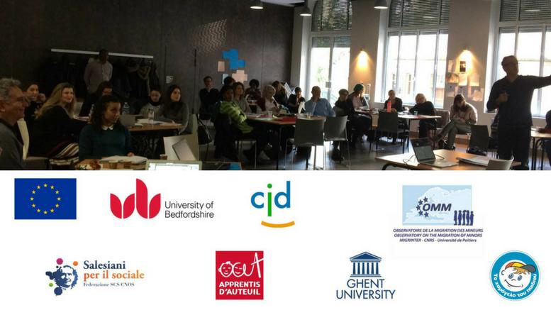 υλοποίηση ευρωπαϊκού έργου για τους ασυνόδευτους ανηλίκους
