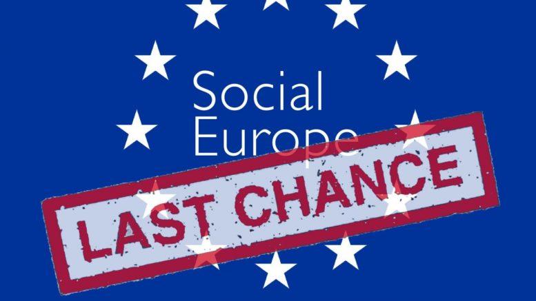Social_Europe_Κοινωνική_Ευρώπη_τελευταία_ευκαιρία