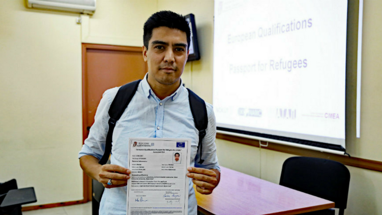 passport for refugee qualifications