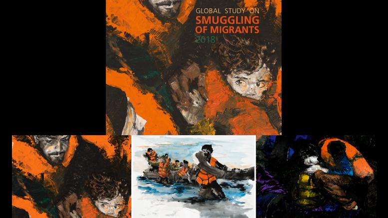 Πρώτη Παγκόσμια Μελέτη για την Παράνομη Διακίνηση Μεταναστών 2018