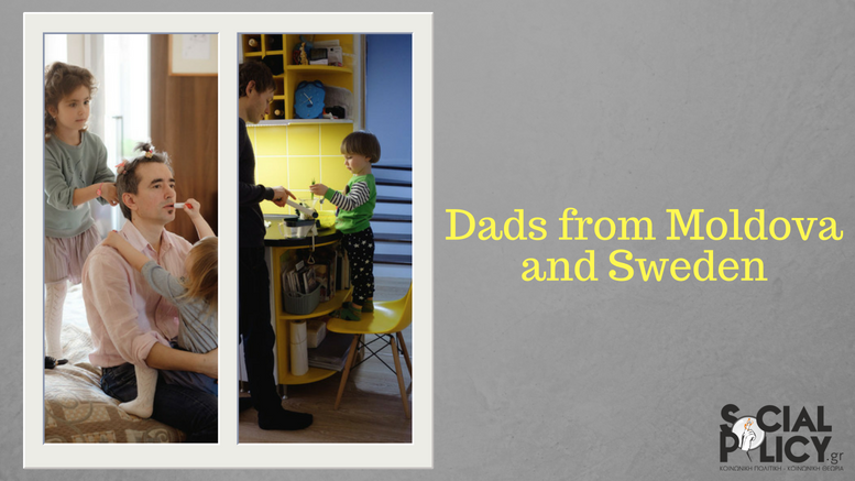 Dads from Moldova and Sweden