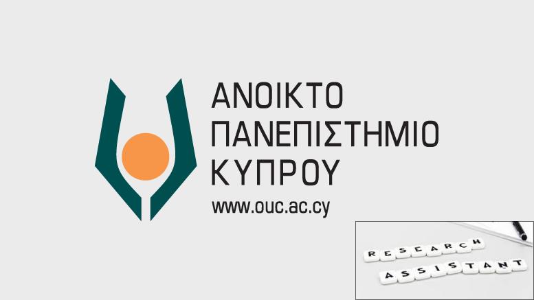 Ανοικτό πανεπιστήμιο Κύπρου_Reasearch Assistant