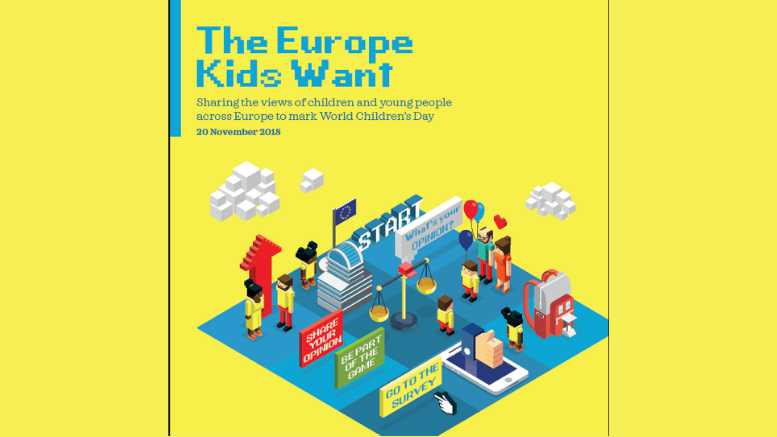Europe Kids Want