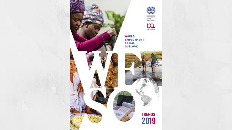 World Employment Social Outlook trends 2019