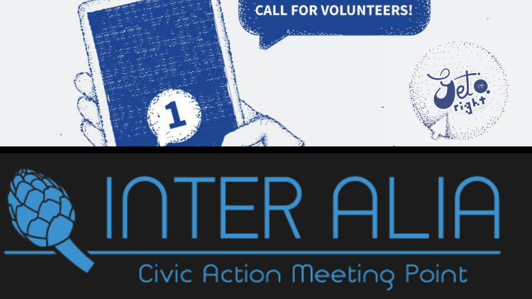 call for volunteers_get it right