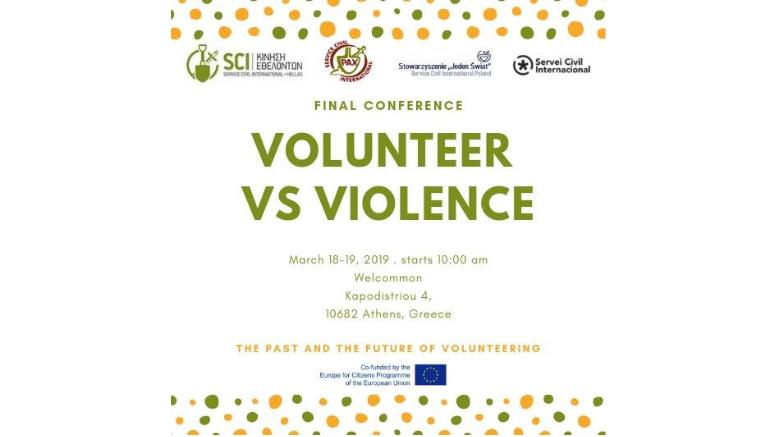 Volunteering versus Violence