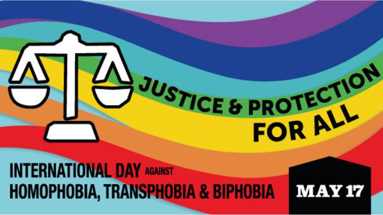 Διεθνής Ημέρα κατά την Ομοβοφίας