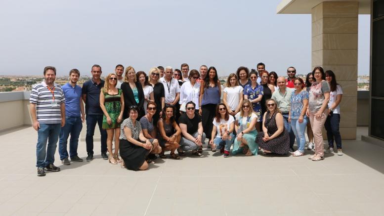 6η Διεθνής Εβδομάδα Επιμόρφωσης Erasmus+ στο Ανοικτό Πανεπιστήμιο Κύπρου