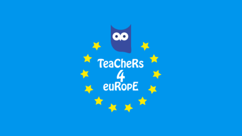teachers4europe_logo