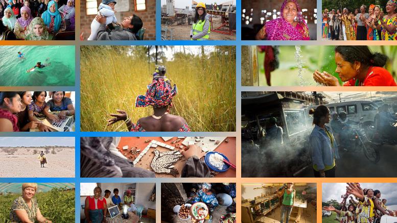 Οι γυναίκες και οι Στόχοι Βιώσιμης Ανάπτυξης