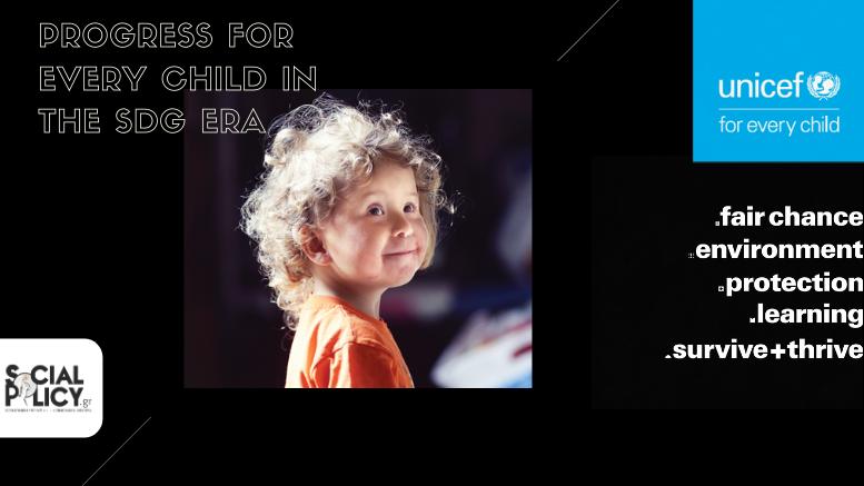 Η Πρόοδος για κάθε παιδί στην εποχή των SDGs