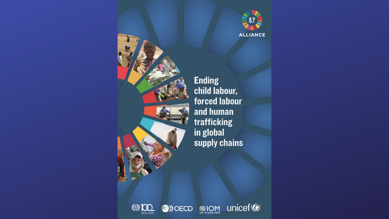 Παιδική εργασία_εμπορία ανθρώπων_έκθεση ILO