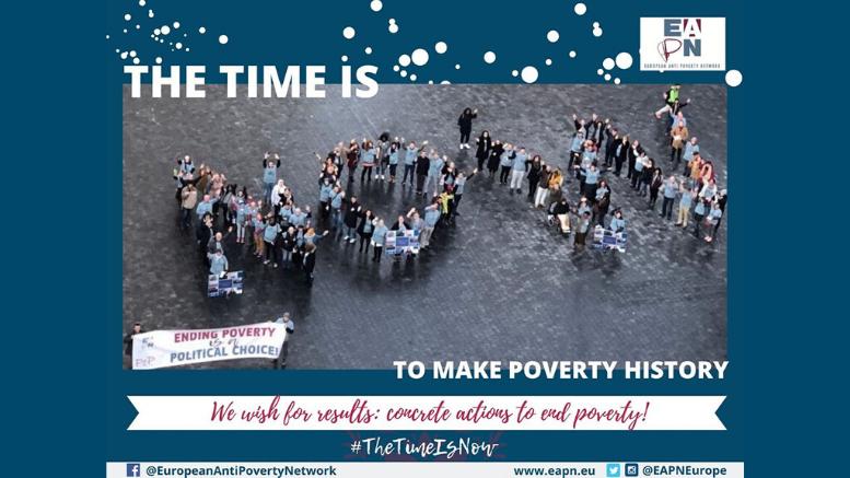 Άνθρωποι που βιώνουν φτώχεια Εκδήλωση του Ελληνικού Δικτύου για την Καταπολέμηση της Φτώχειας