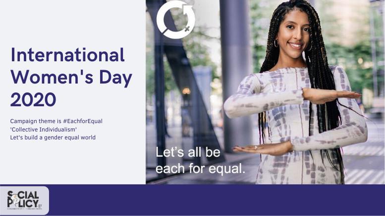 Παγκόσμια Ημέρα της Γυναίκας 2020