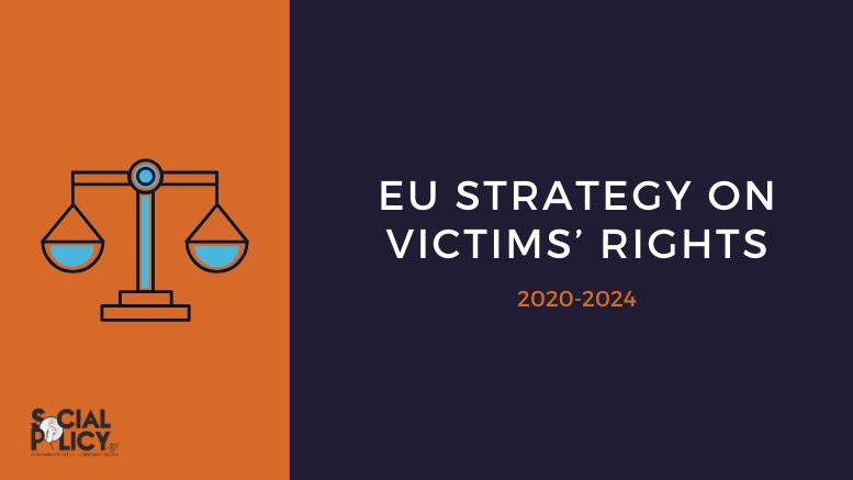 Στρατηγική για τα δικαιώματα των θυμάτων εγκληματικών πράξεων