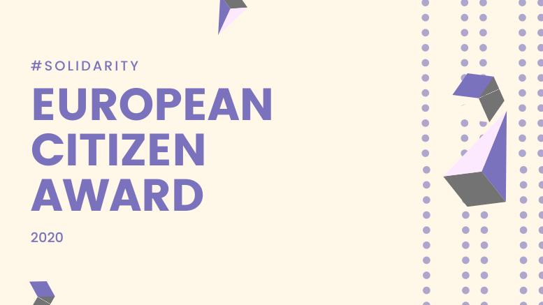 european Citizen Award