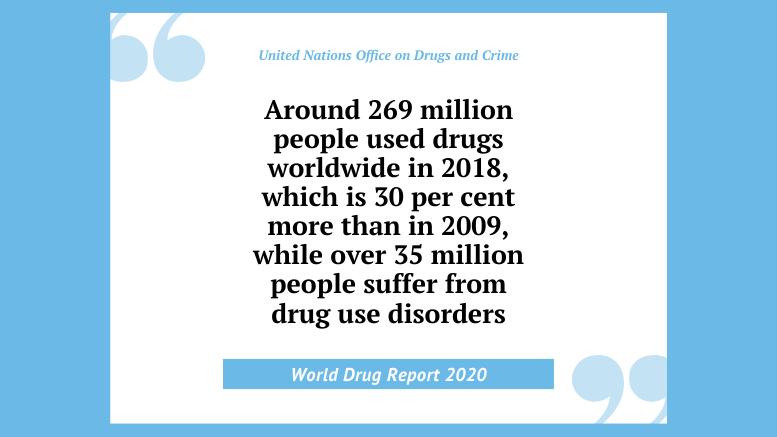 World Drug Report 2020