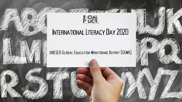 Διεθνής Ημέρα Γραμματισμού 2020