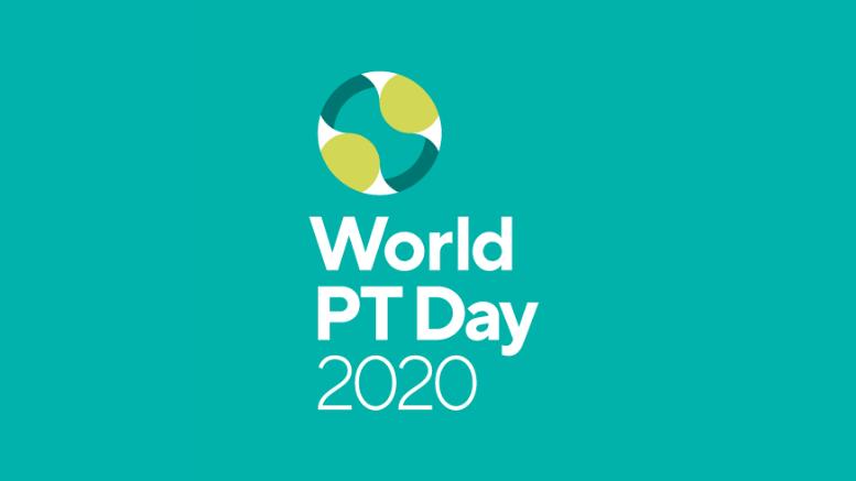 Παγκόσμια Ημέρα Φυσικοθεραπείας 2020