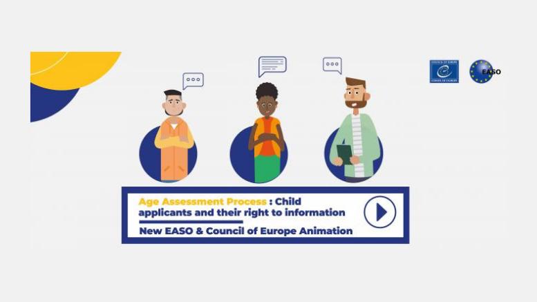 Βίντεο animation για τη διαδικασία αξιολόγησης της ηλικίας των παιδιών μεταναστών