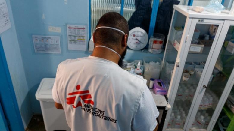 Diego Baravelli/MSF