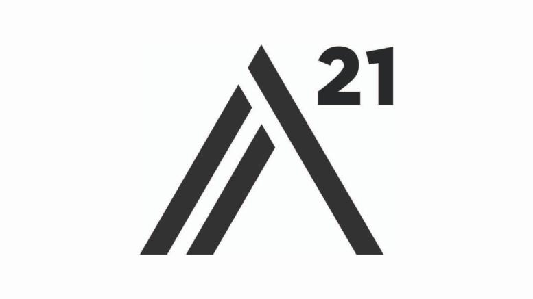 Α21-logo