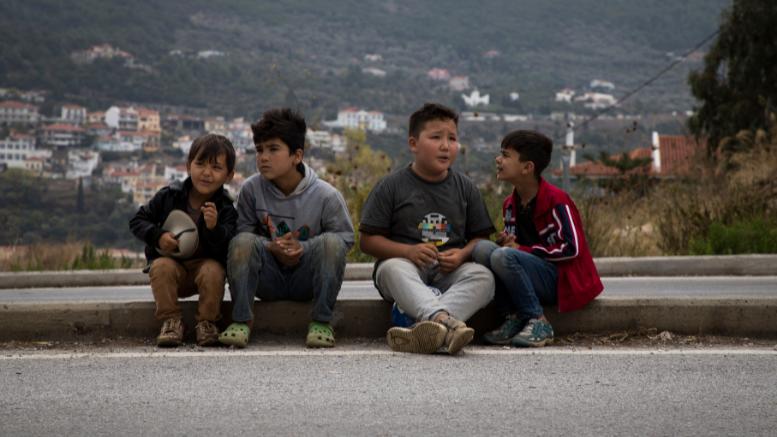 Έργο: «Σχολεία για όλους: Συμπερίληψη παιδιών προσφύγων στα ελληνικά σχολεία», Φορέας υλοποίησης: European Wergelant Center  @Photo credits: Daphne Tolis