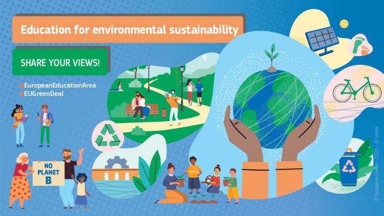 εκπαίδευση και περιβαλλοντική βιωσιμότητα