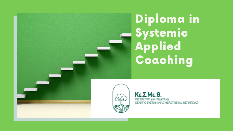 Diploma in Systemic Applied Coaching