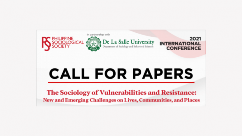call-for-papers-phillipines-sociological-society