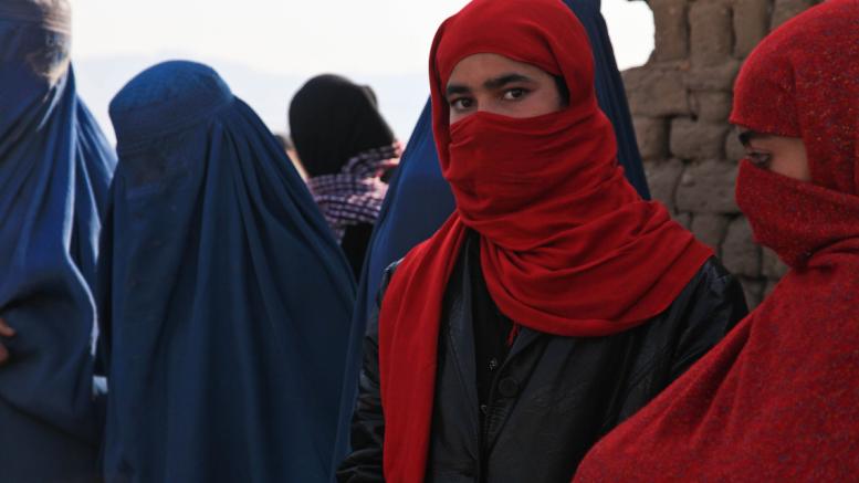 Αφγανιστάν-γυναίκες
